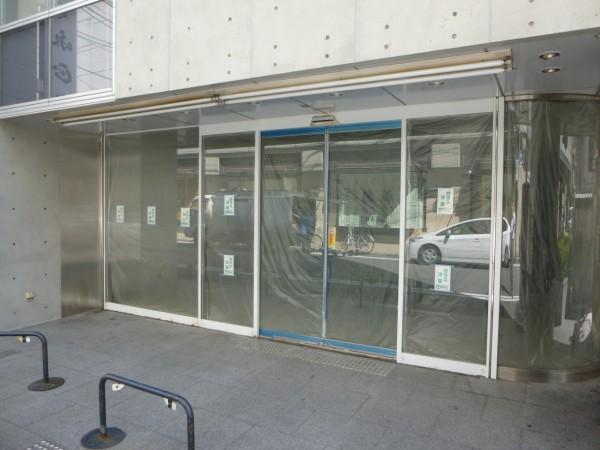 四条寺町下る一棟店舗入口