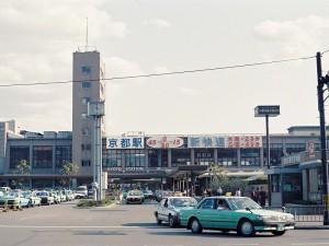③3代目京都駅